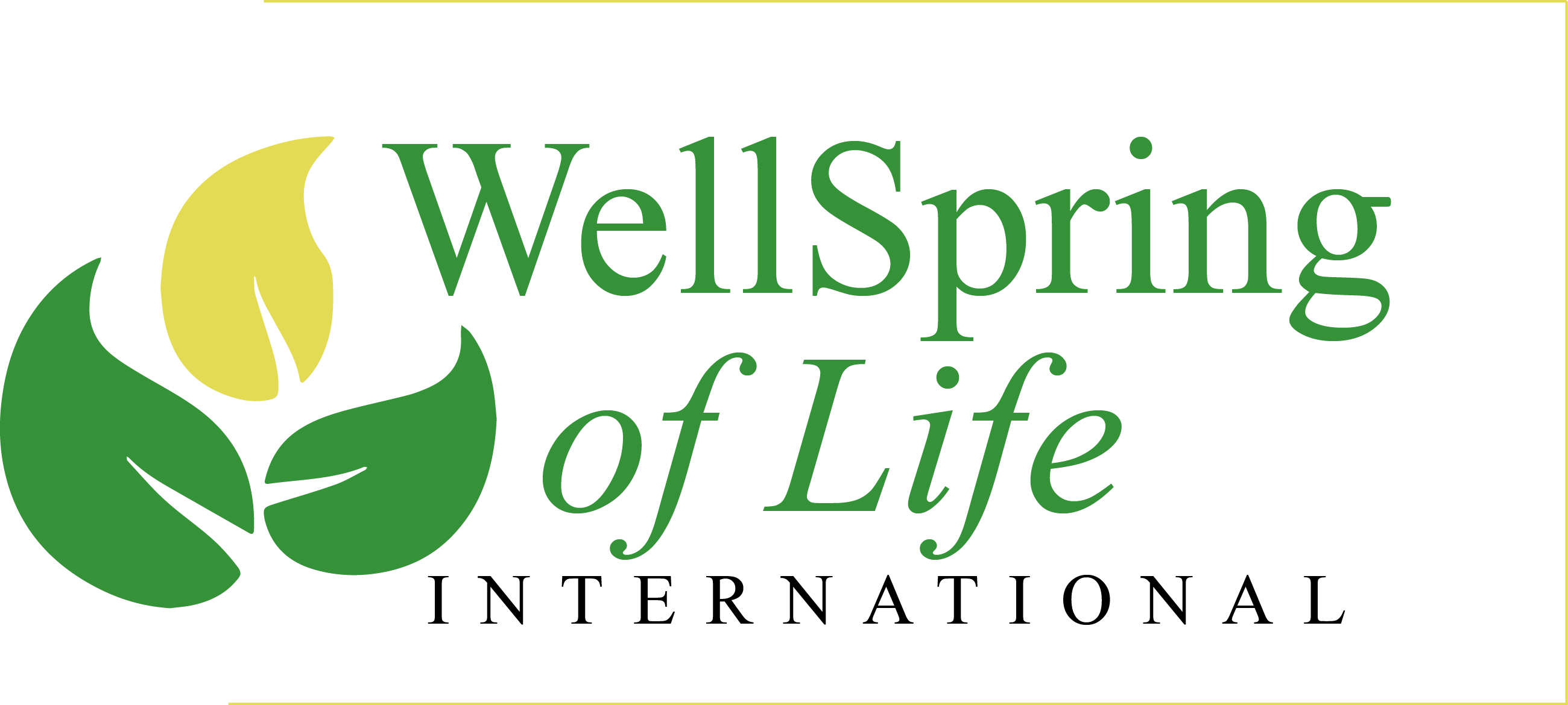 Wellspring of Life